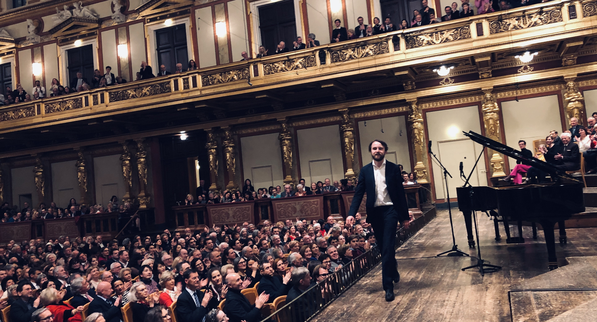 Daniil Trifonov at Musikverein