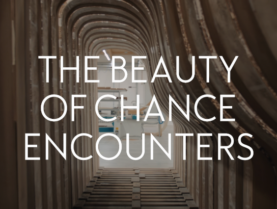 The Beauty of Chance Encounters: the new Fazioli web series