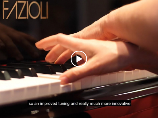 Embedded thumbnail for Fazioli | Born to inspire: Cremona Musica
